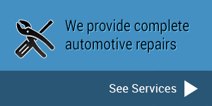 We provide complete automotive repairs - See Services